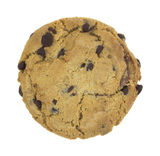 Hazelnut crème filled chocolate chip cookie Royalty Free Stock Images