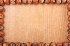Hazelnut food Royalty Free Stock Image