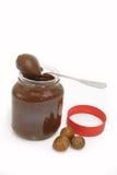 Hazelnutcreme Royalty Free Stock Image