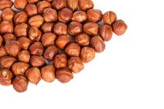 Hazelnuts Fotografia Royalty Free