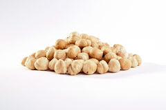 Hazelnuts composition Royalty Free Stock Photography