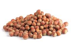 Hazelnuts hill Stock Photos