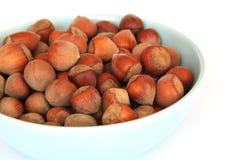 Hazelnuts Stock Photos