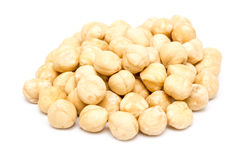 Hazelnuts owoc Fotografia Royalty Free