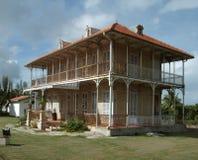 Hazienda in Guadeloupe Lizenzfreie Stockfotografie