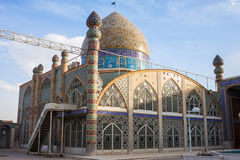 Hazireh Mosque Stock Image