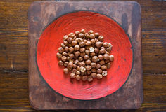 Hazlenuts Imagem de Stock Royalty Free