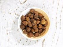 Hazlenuts Stock Photos