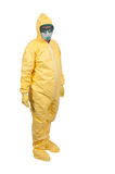Hazmat Suit Royalty Free Stock Image