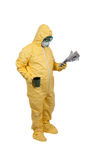 Hazmat Suit Royalty Free Stock Photos