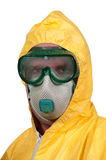 Hazmat Suit Stock Photography