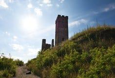 Hazmburk castle Stock Photography