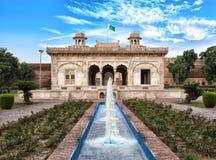 Hazoori Bagh royaltyfria foton