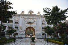 Hazur Sahib, Nanded, Maharashtra Arkivbild