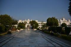 Hazur Sahib, Nanded, Maharashtra Royaltyfria Foton