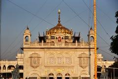 Hazur Sahib, Nanded, Maharashtra Royaltyfri Foto