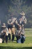 HB Civil War Re-Enactment 3465 royalty free stock photo