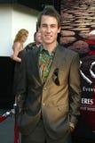 """HBO戏曲""""罗马""""的洛杉矶首放的托拜厄斯孟席斯。Wadsworth剧院,洛杉矶, CA. 08-24-05 免版税图库摄影"""