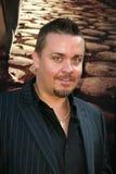 "HBO戏曲""罗马""的洛杉矶首放的李Boardman。Wadsworth剧院,洛杉矶, CA. 08-24-05 免版税库存图片"