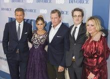 HBO-ankomster på den New York premiären royaltyfri foto