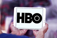 Hbo broadcasting company logo Stock Photos