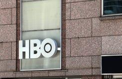 HBO HBO总部 库存图片