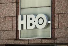 HBO HBO总部 免版税库存照片
