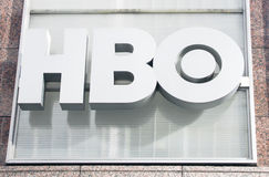 HBO Logo Stock Photo