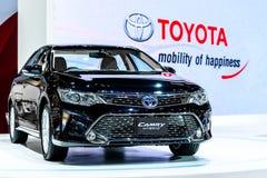 Híbrido de Toyota Camry Fotografía de archivo