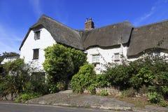 Hübsches Häuschen in Somerset Lizenzfreies Stockbild