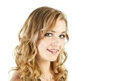 Hübsches Lächeln Lizenzfreie Stockfotografie