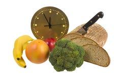 Höchste Zeit für Diät Lizenzfreies Stockbild