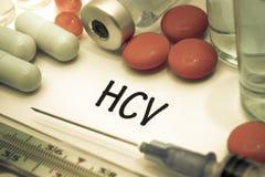 HCV 免版税库存照片