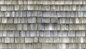 HD άνευ ραφής σύσταση, ξύλινη κεραμωμένη στέγη Στοκ φωτογραφίες με δικαίωμα ελεύθερης χρήσης