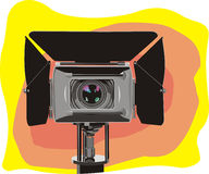 Hd-camcorder Stock Image