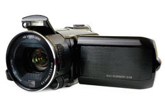 HD camcorder Royalty Free Stock Image
