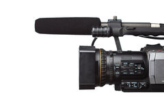 HD camcorder Royalty Free Stock Photos