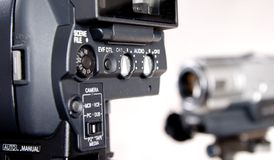 Hd-camcorder part Stock Images