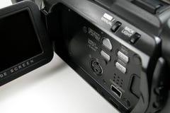 HD camera-Controlls Royalty-vrije Stock Afbeeldingen