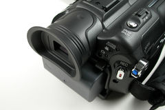 HD Camera-View Finder Royalty Free Stock Image