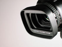HD Digital Video Camera Stock Photography