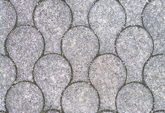 HD drop-shaped stone pavement seamless background stock photos
