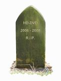 HD-DVD Photographie stock libre de droits