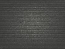 Hd entrelazado blanco y negro horizontal del fondo de la textura del ruido fotografía de archivo