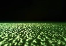 Hd för bottenlägevinkelgrön konkret texturbakgrund arkivbilder