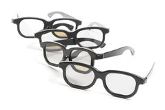 HD glasses Stock Photography