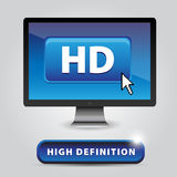 HD - high definition Stock Photography