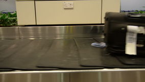 HD 1080i Luggage Carouse stock video footage