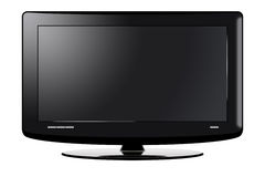 HD LCD Widescreen Plasma TV Stock Photos