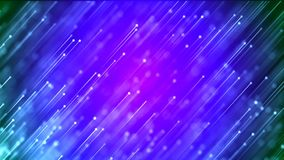 HD Loopable Background with nice abstract blue fireworks stock video footage